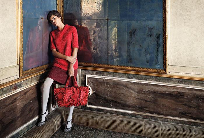 bottega Bottega Veneta Fall 2011 Campaign Preview | Isabeli Fontana by Robert Polidori