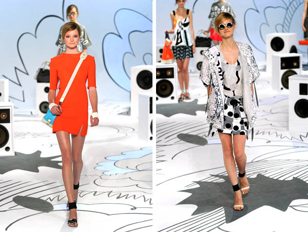 dvf Diane von Furstenberg Resort 2012 Collection