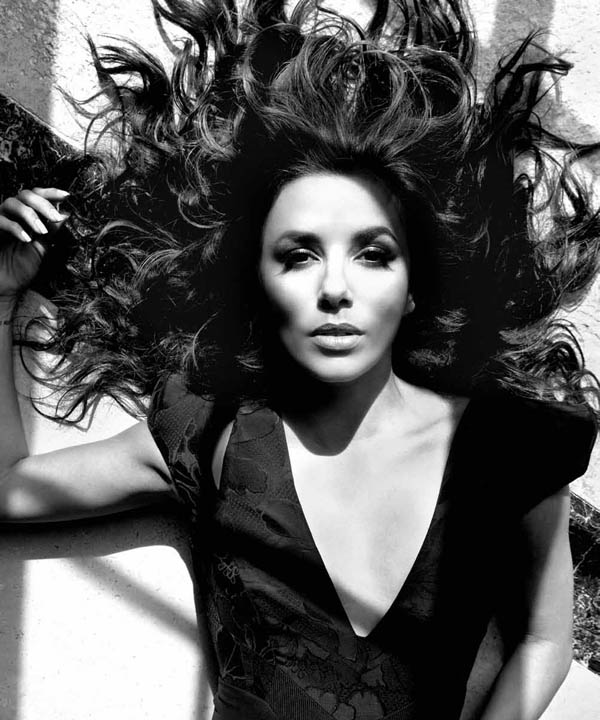 eva longoria Eva Longoria by Greg Lotus for <em>Haute Living</em> July 2011