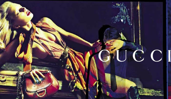 gucci Gucci Pre Fall 2011 Campaign Preview   Sigrid Agren by Mert & Marcus