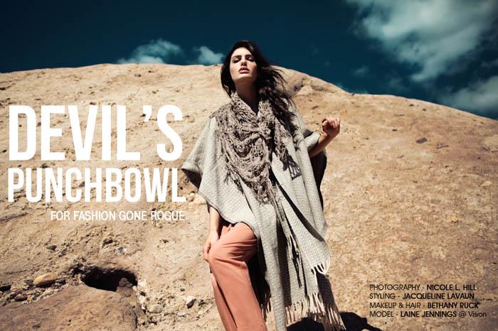 laine Laine Jennings by Nicole L. Hill for <em>Fashion Gone Rogue</em>