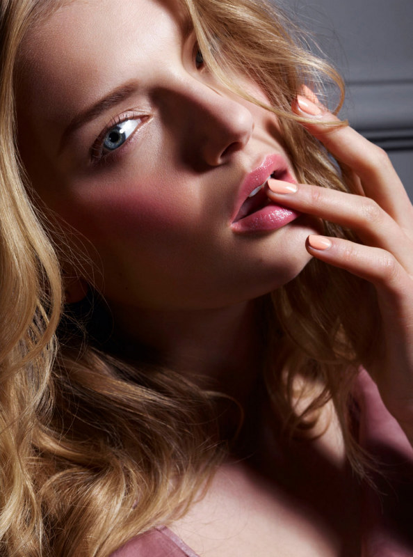 lily Lily Donaldson by Jem Mitchell for <em>Vogue Japan</em> August 2011