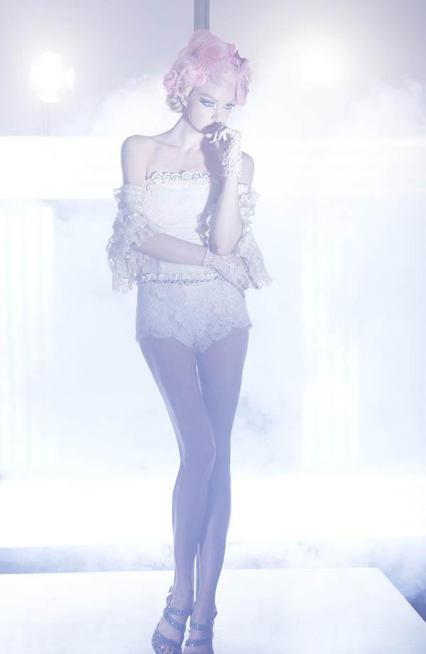 lindsay ellingson Lindsay Ellingson by Antoine Verglas for <em>Gravure</em>
