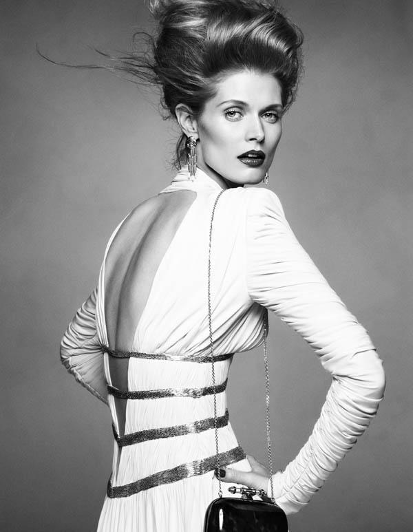 malgosia bela Malgosia Bela by Greg Kadel for <em>Vogue Spain</em> July 2011