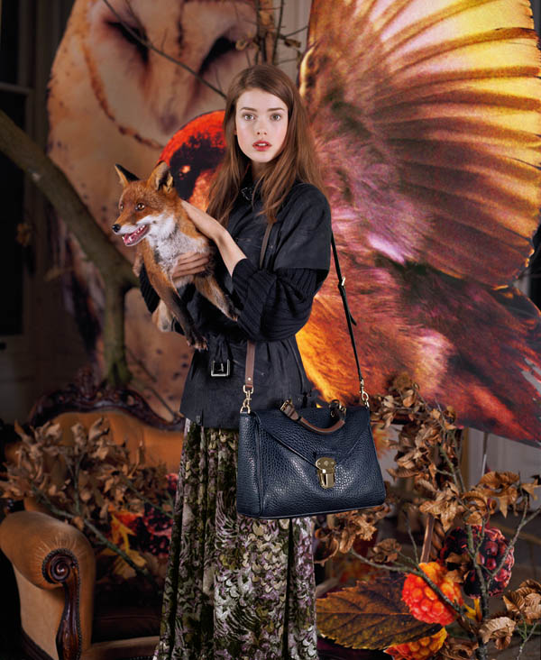mulberry Mulberry Fall 2011 Campaign Preview | Tati & Julia by Tim Walker