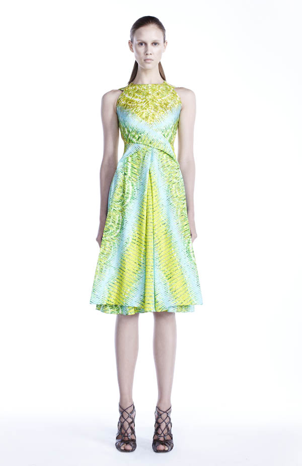 peter pilotto12 Peter Pilotto Resort 2012 Collection