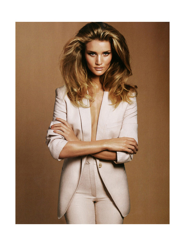 rosie3 Rosie Huntington Whiteley by Terry Tsiolis for <i>Elle UK</i> July 2011