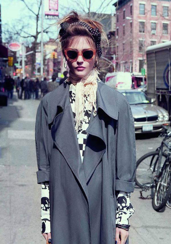 sasha pivovarova Sasha Pivovarova by Inez & Vinoodh for <em>Vogue Paris</em> June/July 2011