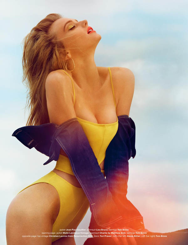 sigrid agren Sigrid Agren by Mariano Vivanco for <em>Muse</em> Summer 2011