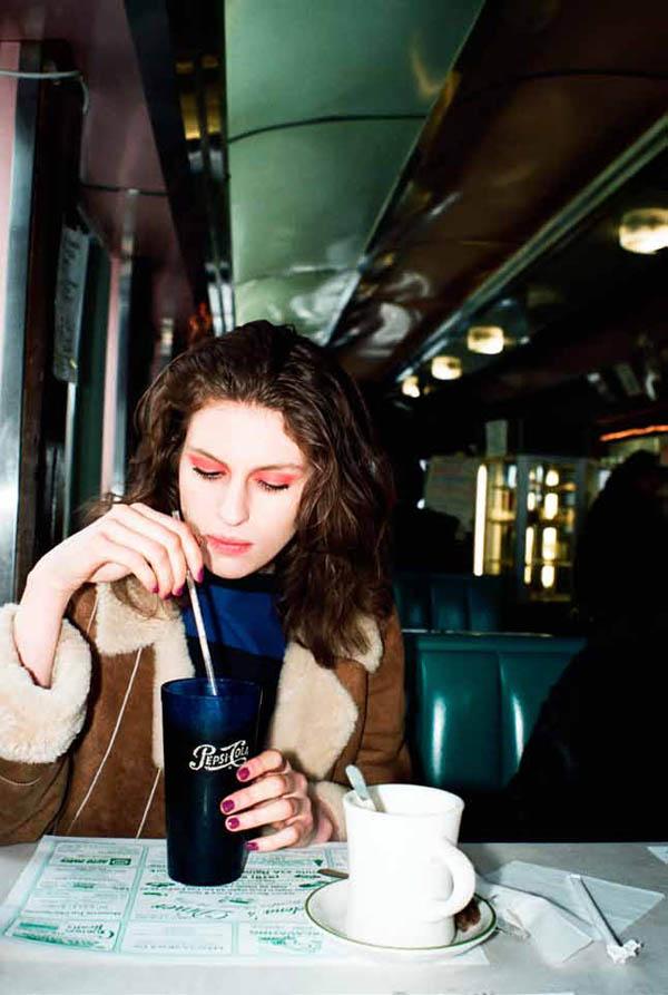 tali lennox Tali Lennox by Marlene Marino for <em>Oyster</em> #93