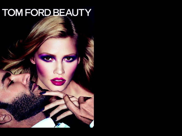tf1 Lara Stone for Tom Ford Fall 2011 Beauty Campaign by Mert & Marcus