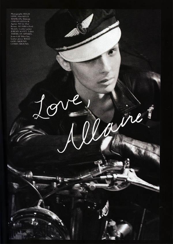 all Snap! | Allaire Heisig by Hugh Lippe for <em>Virgine</em>