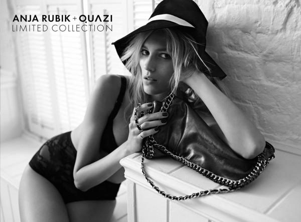 anja rubik Anja Rubik + Quazi Spring 2011 Campaign by Artur Wesolowski