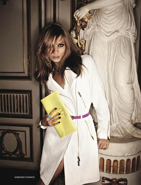 anna selezneva Anna Selezneva for <em>Vogue Russia</em> June 2011 by Mariano Vivanco