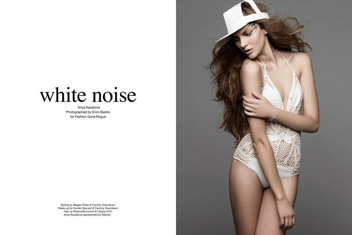anya Anya Kazakova by Erick Basilio for <em>Fashion Gone Rogue</em>