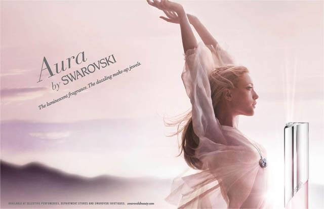 aura Aura by Swarovski Campaign | Vlada Roslyakova by Craig McDean
