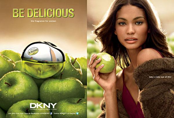 bd1 DKNY Be Delicious 2011 Campaign | Chanel Iman & Fei Fei Sun by Regan Cameron