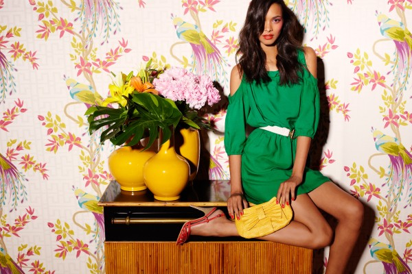blanco Blanco Color Splash Summer 2011 Campaign | Lais Ribeiro by David Dunan