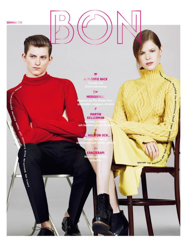 bon2 <em>Bon Magazine</em> Summer 2011 Covers by Ben Weller