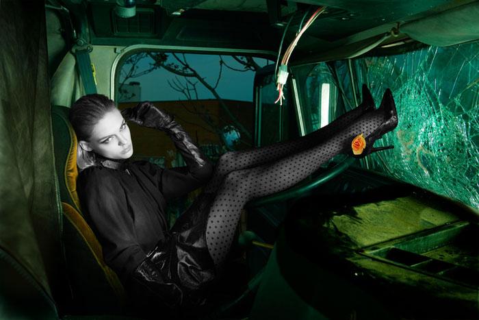 byun Viktoriya Sasonkina by David Byun for <em>W Asia</em>