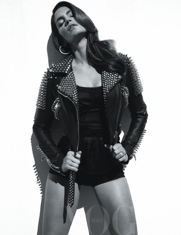 cindy crawford Cindy Crawford for <em>Vogue Mexico</em>  May 2011 by Tesh