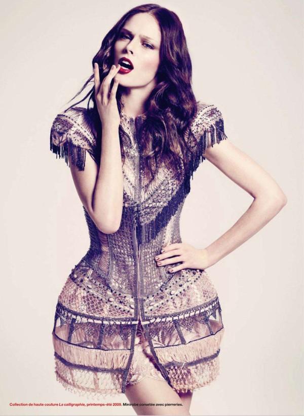 coco rocha Coco Rocha for <em>Elle Quebec</em> May 2011 by Nelson Simoneau
