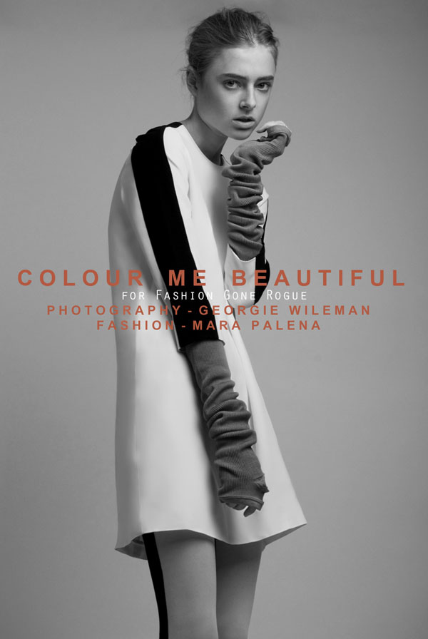 colour Stacey & Adeele by Georgie Wileman for <em>Fashion Gone Rogue</em>