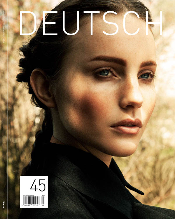 deutschcover <em>Deutsch</em> #45 Cover | Vanessa Cruz by Nyra Lang