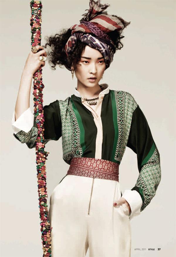 du juan Du Juan by Zach Gold for <em>Style SCMP</em> April 2011