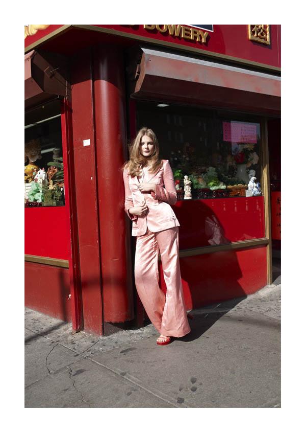 eniko mihalik5 Eniko Mihalik by Max Farago for <em>T Magazine</em>