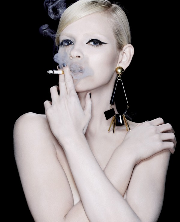 ginta lapina Ginta Lapina by François Nars for <em>Vogue Japan</em> April 2011