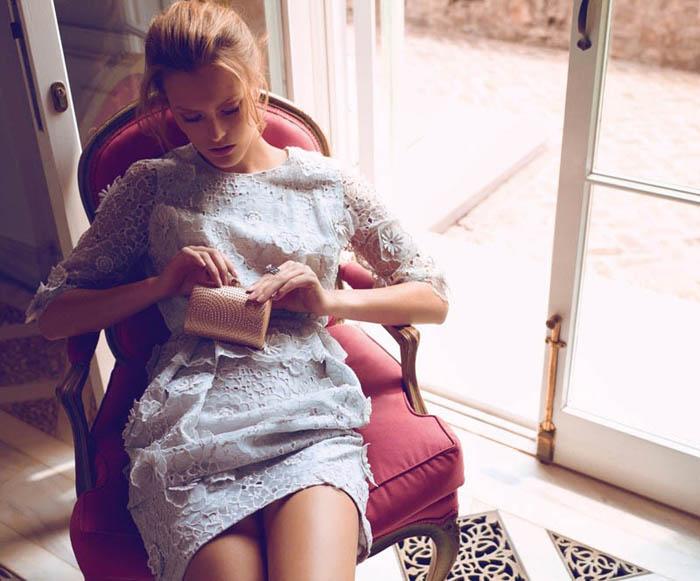 hellas0 Charlotte Cordes by Koray Birand for <em>Vogue Hellas</em> June 2011