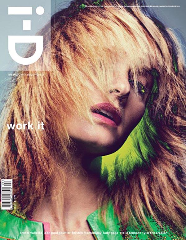 idf1 Amber Valletta & Behati Prinsloo for <em>i D</em> Summer 2011 Covers