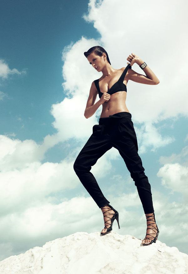 izabel goulart Izabel Goulart by Paola Kudacki for <em>Vogue Spain</em> May 2011