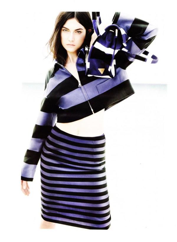 jacquelyn jablonski Jacquelyn Jablonski by Knoepfel & Indlekofer for <em>Vogue Germany</em> May 2011