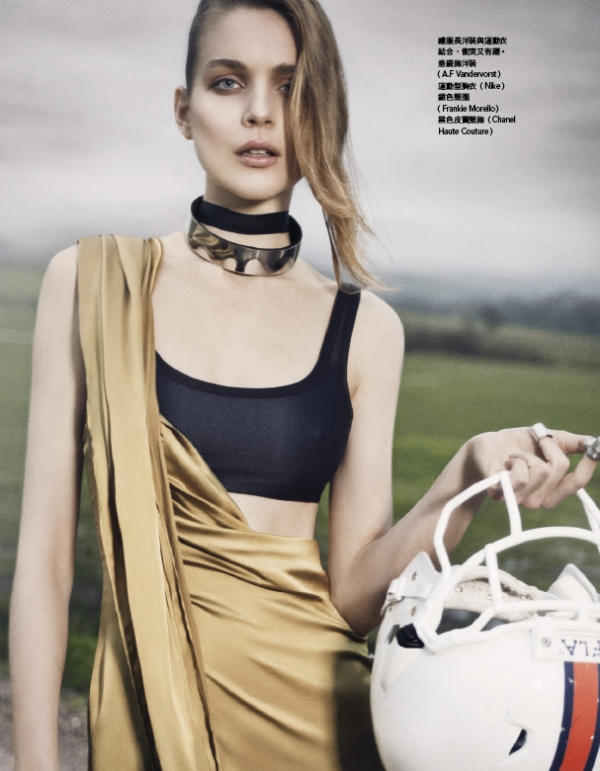 kim noorda5 Kim Noorda by Ceen Wahren for <em>Vogue Taiwan</em>