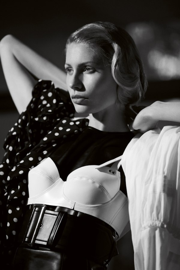 kirsty hume Kirsty Hume by Todd Cole for <em>Paris, LA</em> #6
