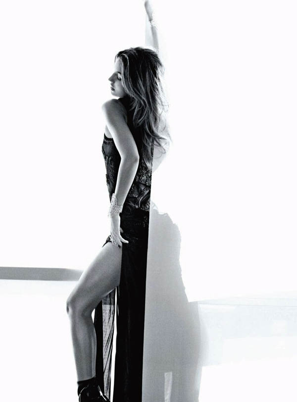 lily aldridge Lily Aldridge by Mark Pillai for <em>Elle US</em> June 2011
