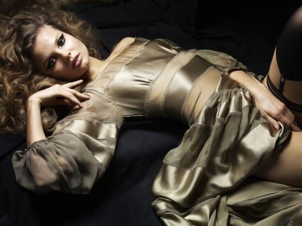 magdalena frackowiak Magdalena Frackowiak by Liz Collins for <em>Numéro</em> #122