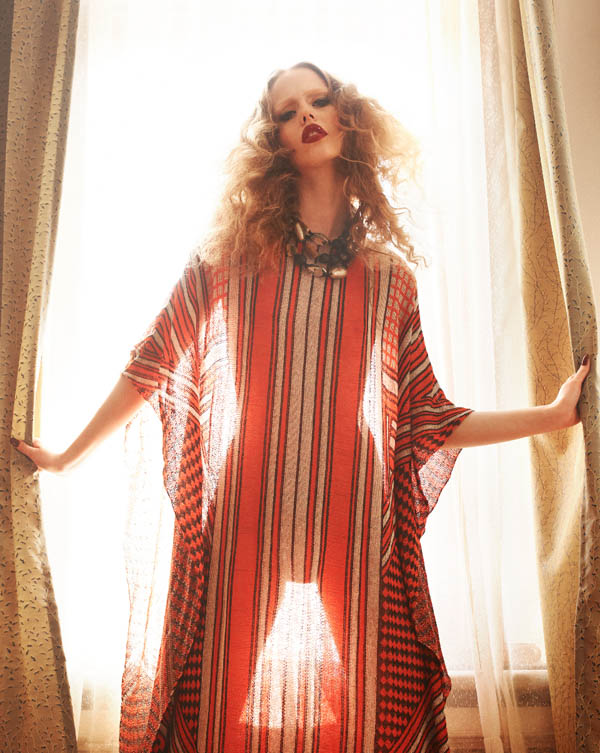 mc Michelle by Ayten Alpun for <em>Marie Claire Turkey</em> May 2011