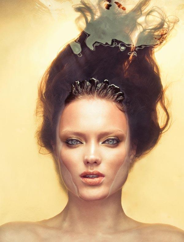 naty Naty Chabanenko for <em>Virgine</em> #1 by Bjorn Iooss
