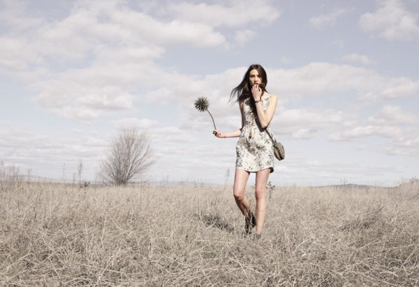 something Something Else Spring 2011 Campaign   Olivia Stalin by Pierre Toussaint